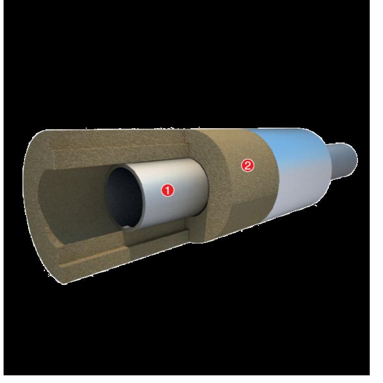 Изоляция труб, резервуаров, трубопроводов, воздуховодов