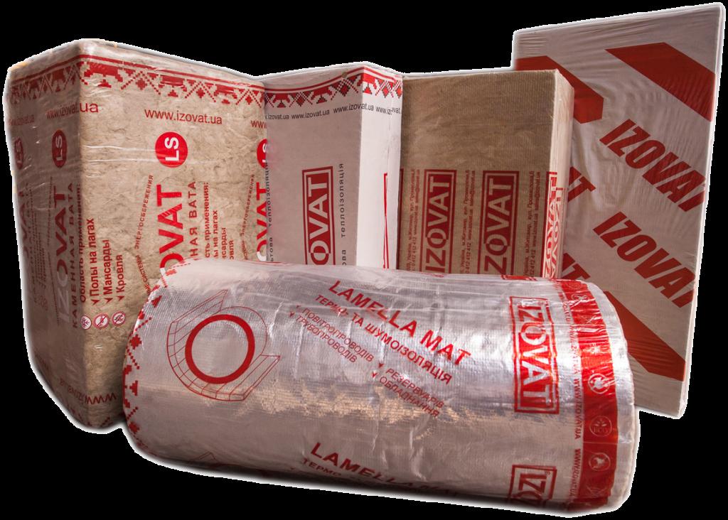 Хранение теплоизоляционных материалов